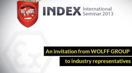 INDEX - International Seminar 2013