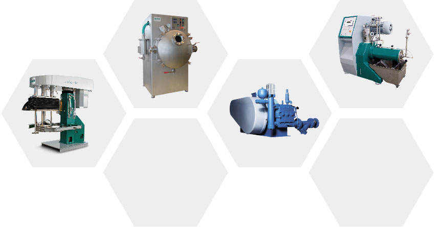 Equipment for Liquids and Pastes