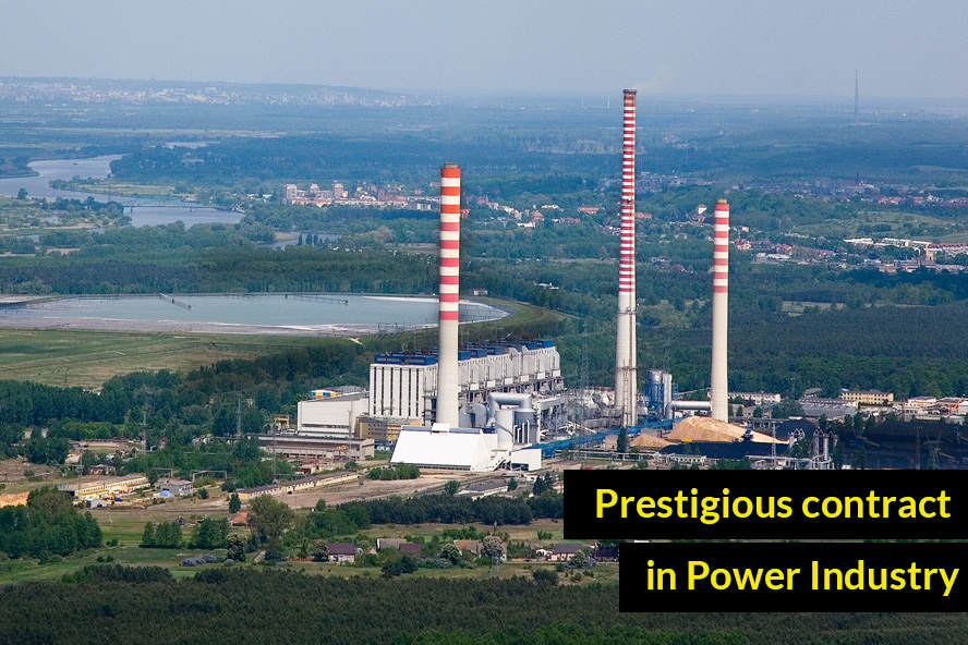 Prestigious contract -WOLFF GROUP will install turnkey explosion isolation systems for 34 mills at the Dolna Odra Power Plant