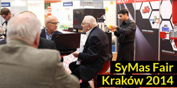 SyMas Fair Kraków 2014