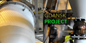 GDAŃSK PROJECT - central vacuum
