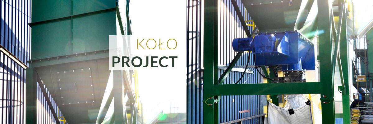 Kolo Project - SUPPLY OF A DUST EXTRACTION SYSTEM