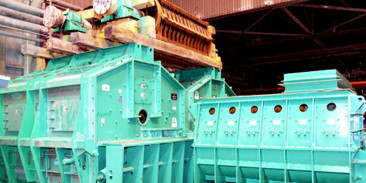 Explosion protection of two crusher lines in the new power unit