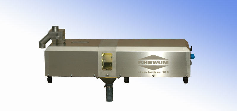 On-line granulation measurement