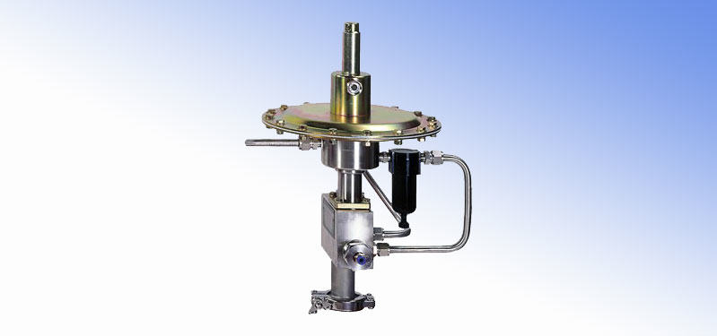 Pressure Reducing Valves For Inertization