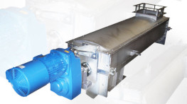 Follow-up explosion risk assessment for screw conveyors