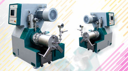 Bead mill for a leading paint manufacturer