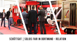 GRUPA WOLFF at SCHÜTTGUT | SOLIDS fair