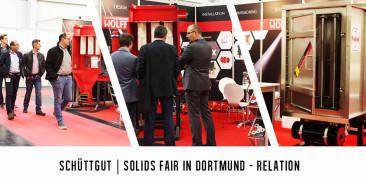 GRUPA WOLFF at SCHÜTTGUT | SOLIDS fair