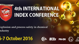 How to provide explosion and process safety in chemical plants - 4th International INDEX Conference