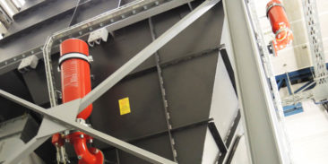 Investment in Dust Collection Systems