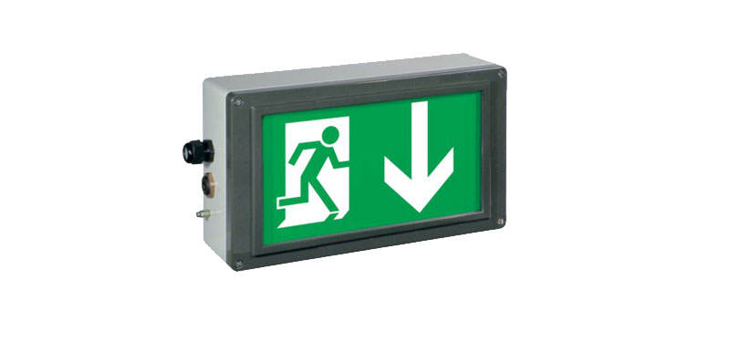 Ex-Lite - Ex-Escape sign luminaires