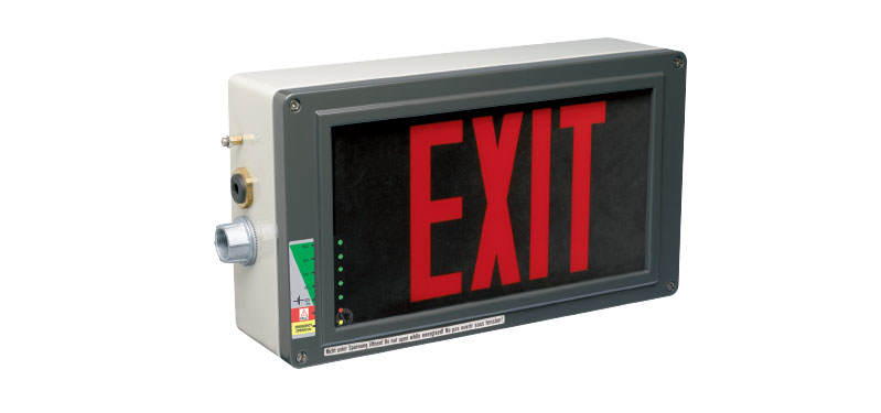 Ex-Lite - Metal version with LED technology for Zone 1 and Zone 21 / NEC applications