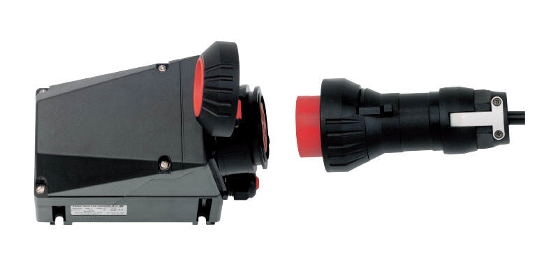 GHG 51 Ex-Plugs and Receptacles 10 - 125 A