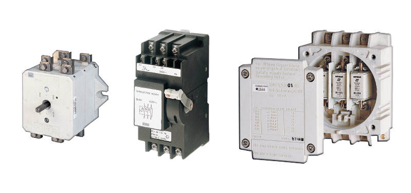 Ex-d Built-in Components GHG 61