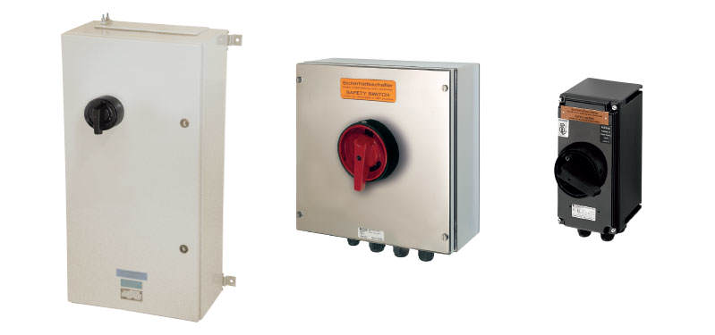 GHG 9810048 Ex-Safety Switches for Zone 22