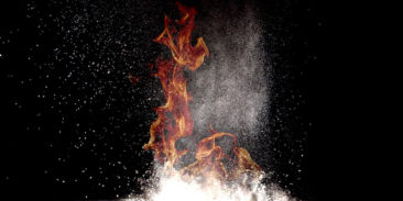 Flammable and explosive dusts - statistics
