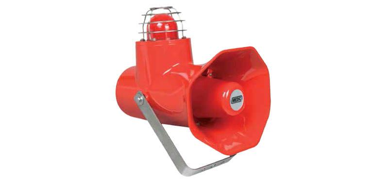 Strobe light sirens EX ATEX