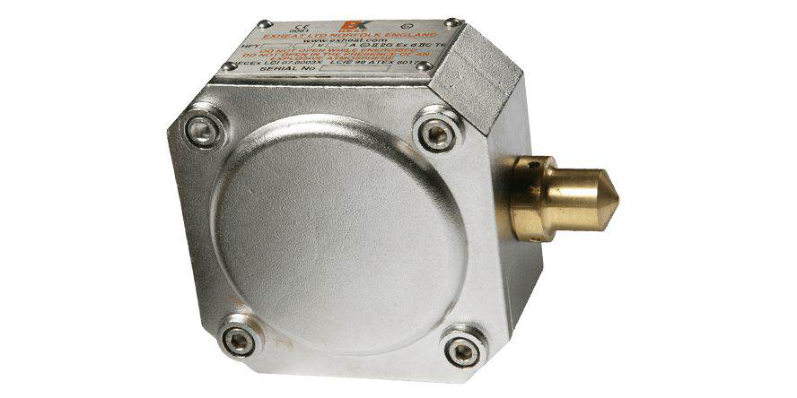 Ambient thermostat control | ATEX gas / dust zones | HFT type