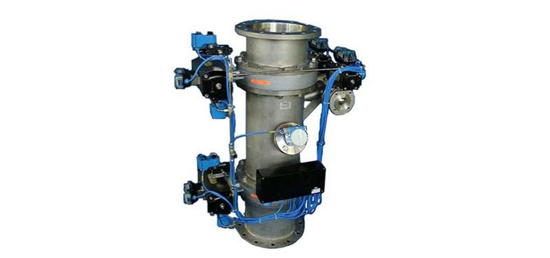 ATEX-certified pressure rotary lock