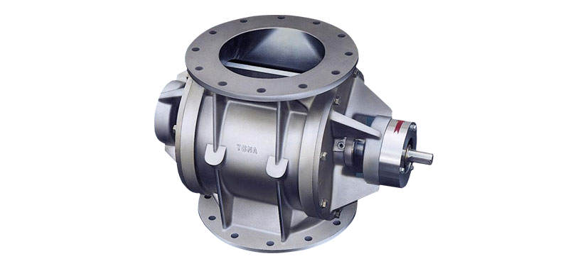 ATEX-certified rotary valves