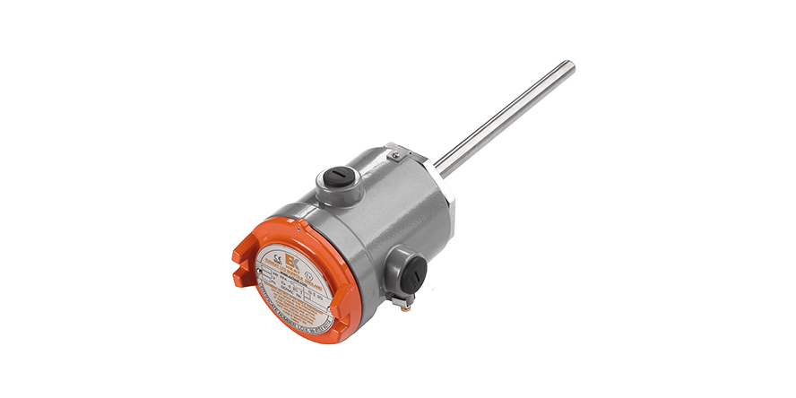 Cartridge immersion heater | ATEX gas / dust zones | RFA-CA type