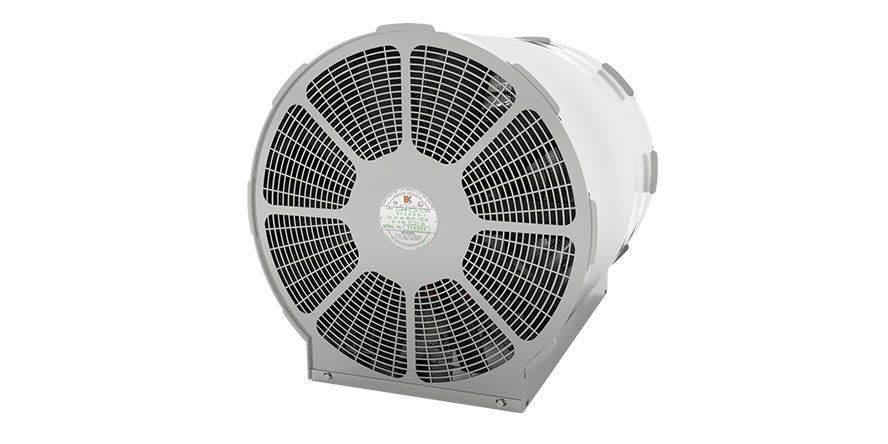 Fan heater | ATEX gas zones | Type LFH