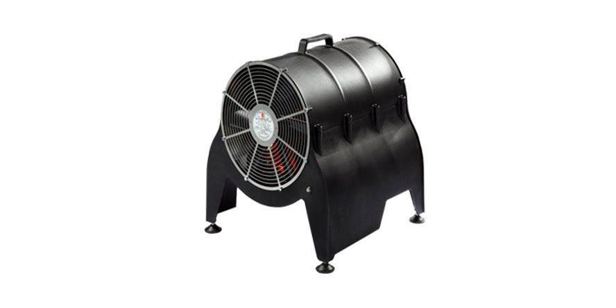 Portable fan heater | ATEX gas / dust zones | MFH Bulldog