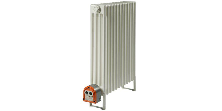 FLR oil-filled heater | ATEX gas / dust zones | FLR type