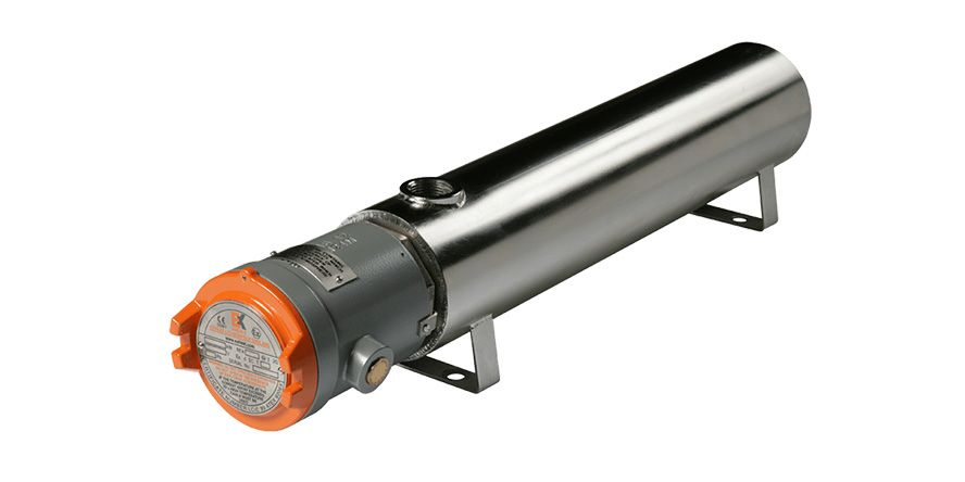 Line heater | ATEX gas / dust zones | FP-MLH type