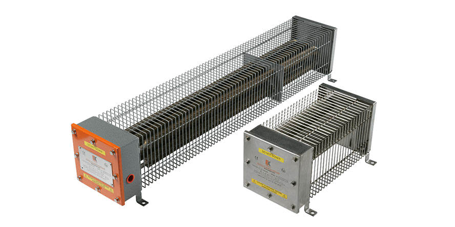 Radiator heater | ATEX gas zones | FAW type