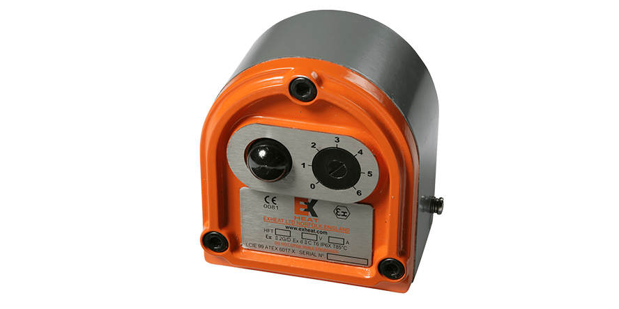 Universal thermostat control | ATEX gas / dust zones | AFT type