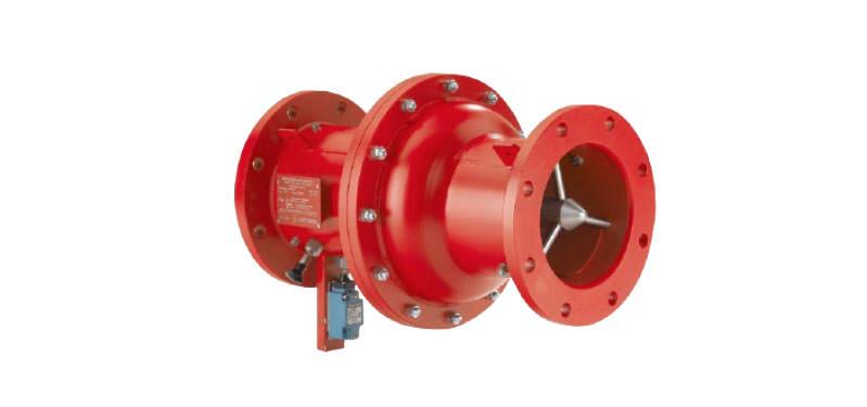 VENTEX ESI explosion isolation valves