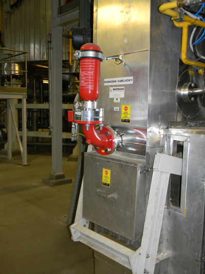 HRD cylinders protecting
